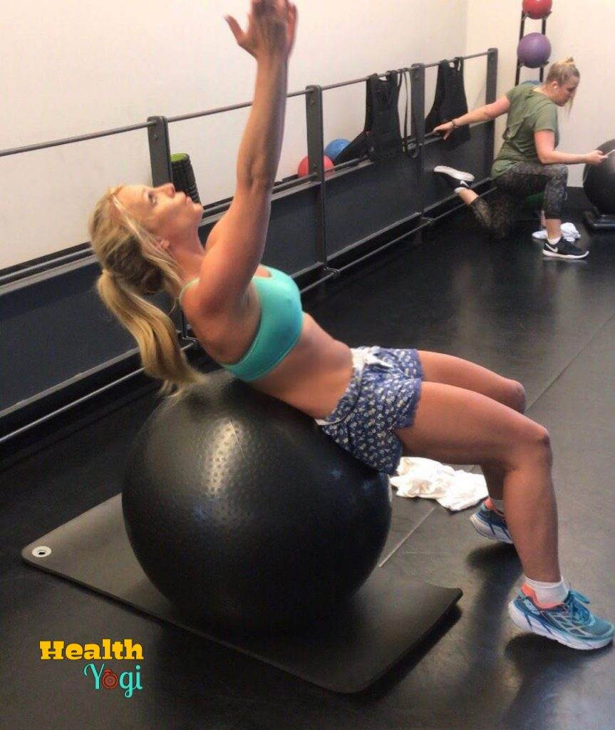 Britney Spears Workout Routine