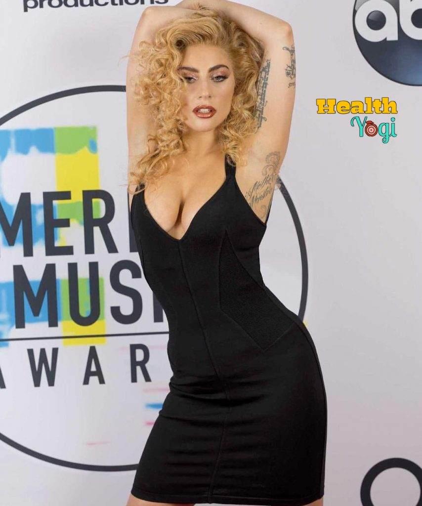Lady Gaga Workout Routine