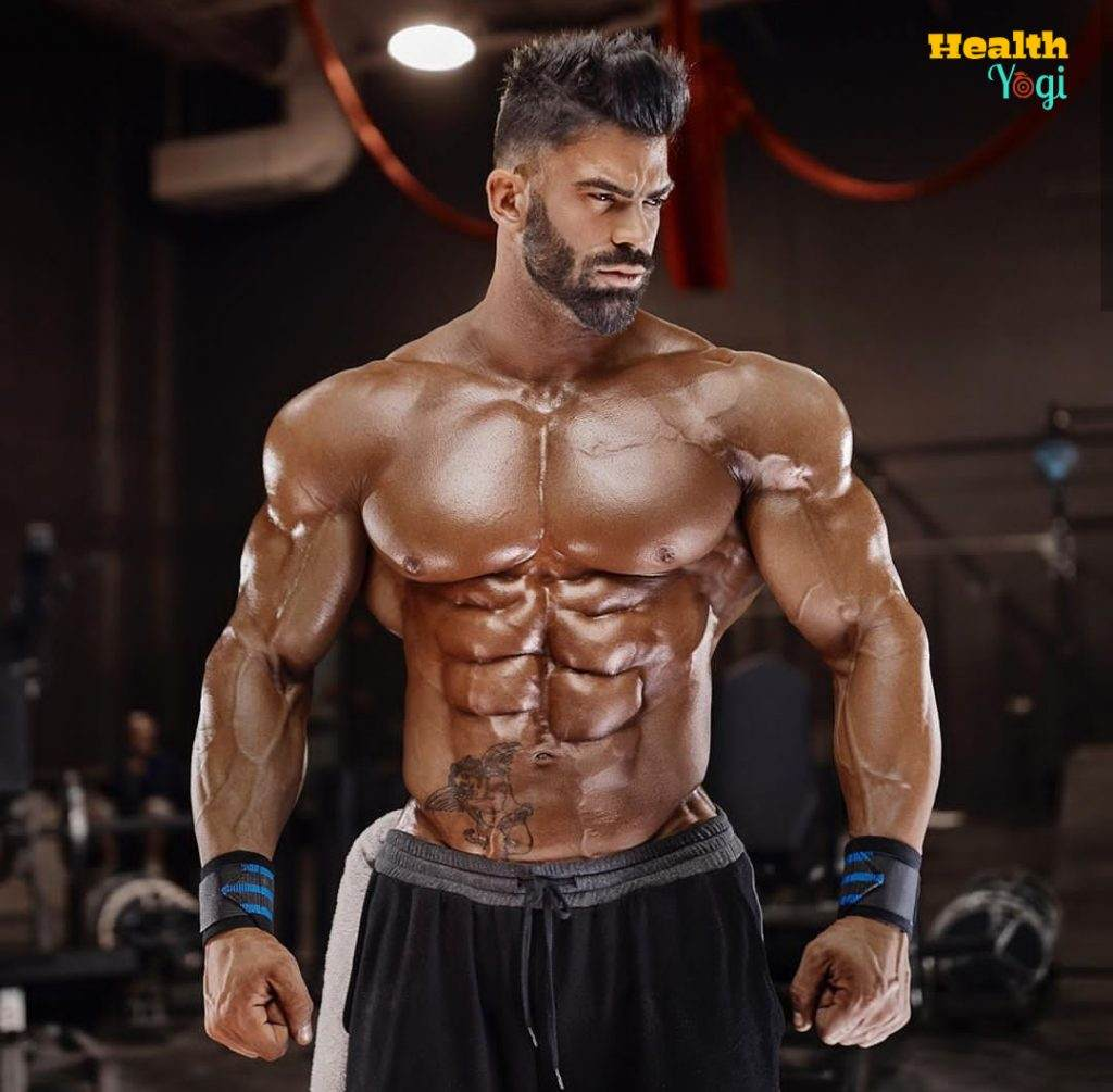 Sergi Constance Workout Routine and Diet Plan