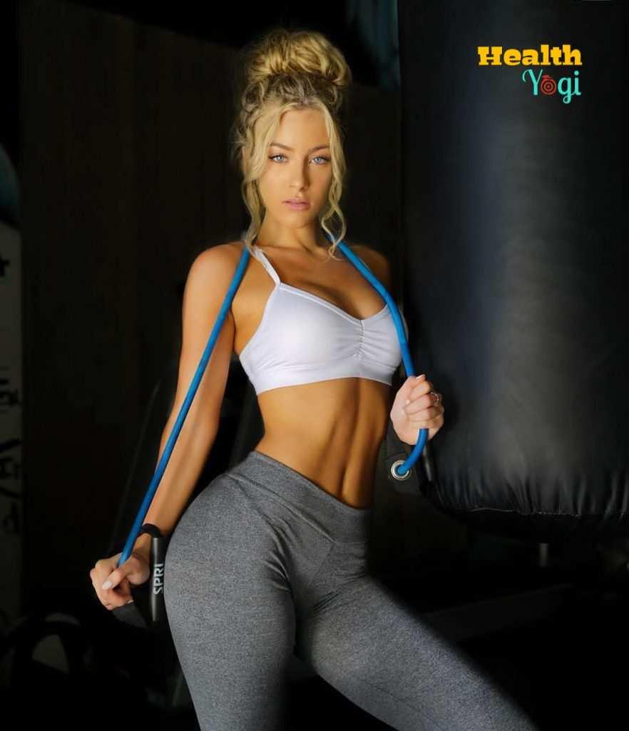 Daisy Keech's Booty workout