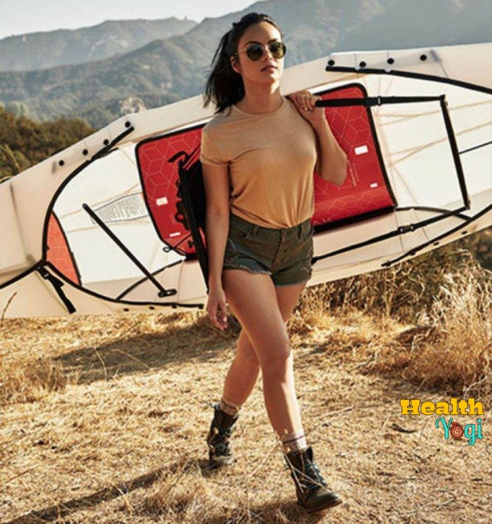 Camila Mendes Fitness