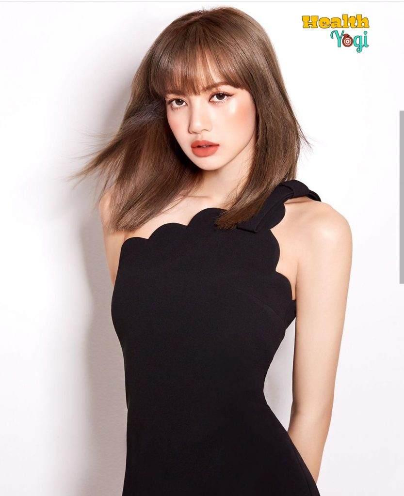 South Korean Singer Lisa Workout Routine and Diet Plan