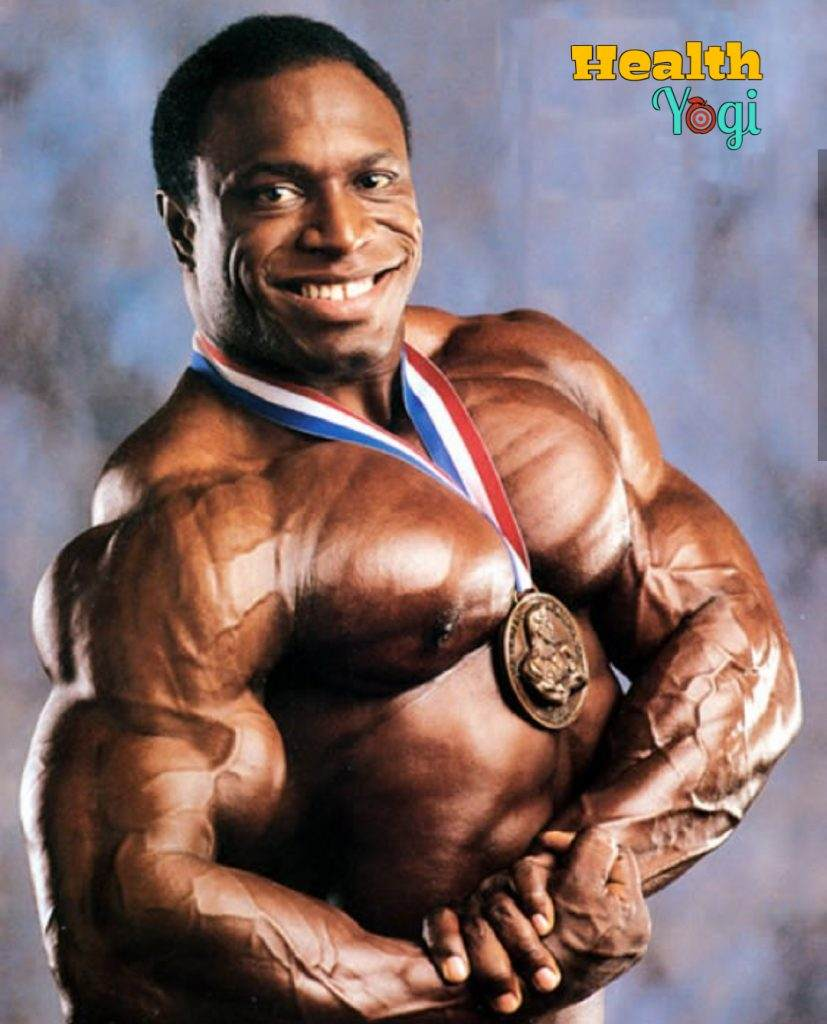Lee Haney Diet Plan
