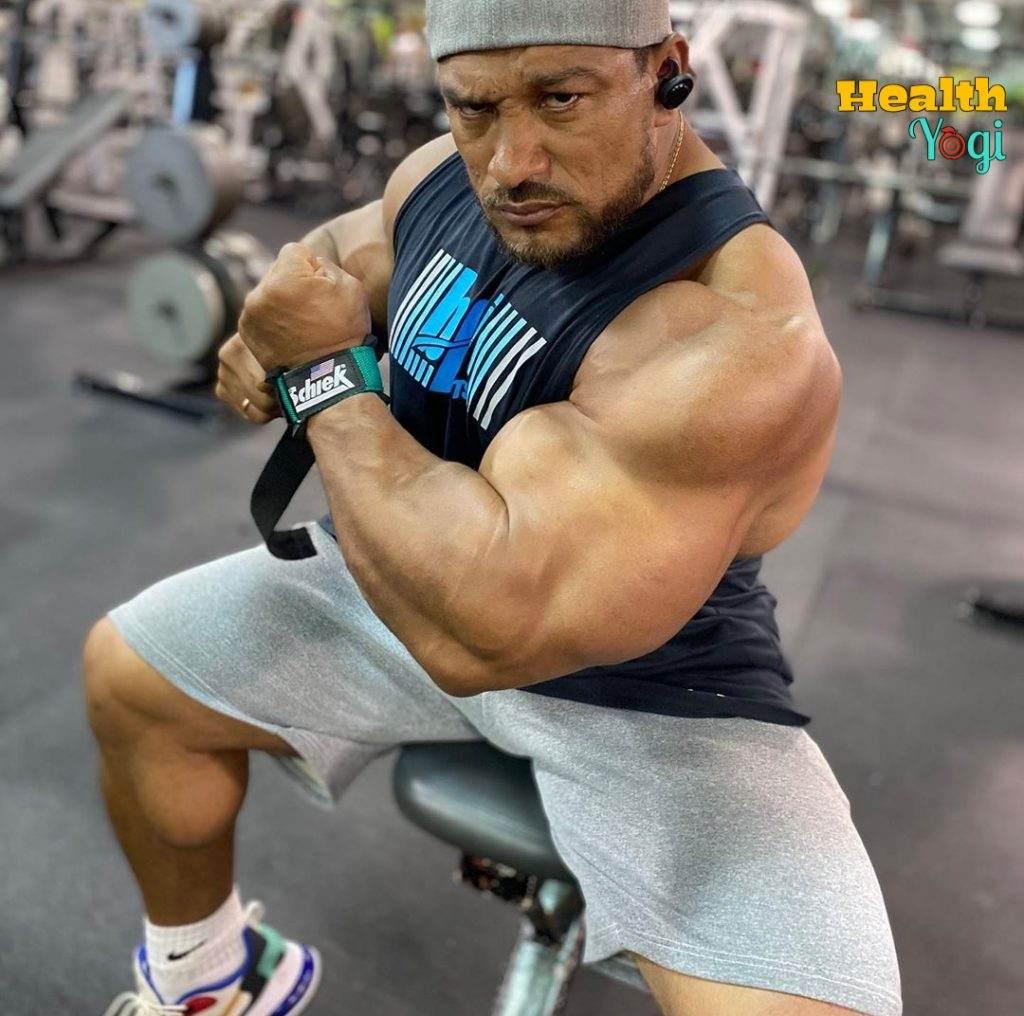 Roelly Winklaar Workout
