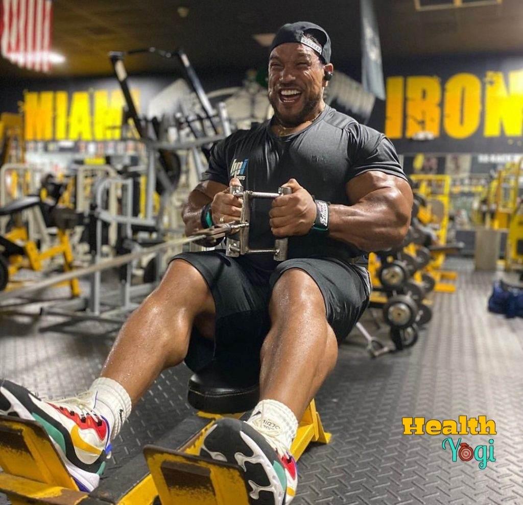 Roelly Winklaar Workout for back