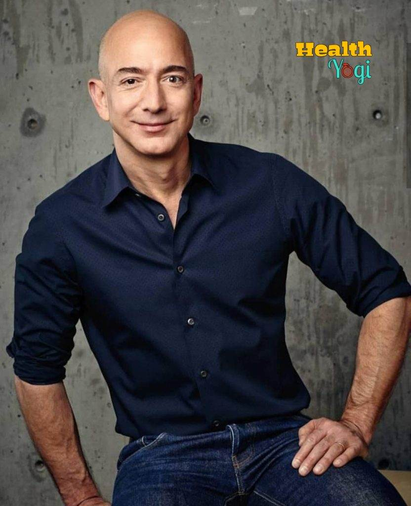 Jeff Bezos Daily Routine and Workout Plan