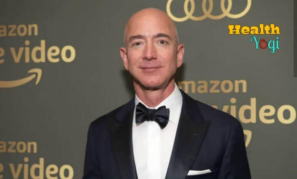 Jeff Bezos Daily Routine