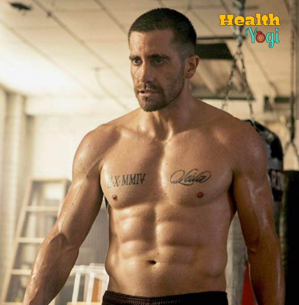 Jake Gyllenhaal Workout Routine
