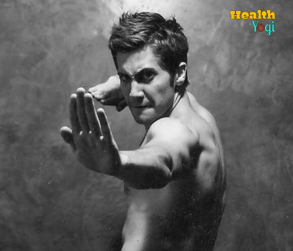 Jake Gyllenhaal exercise