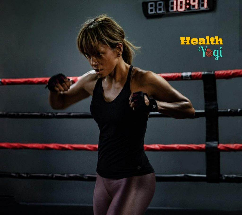 Halle Berry Workout Routine