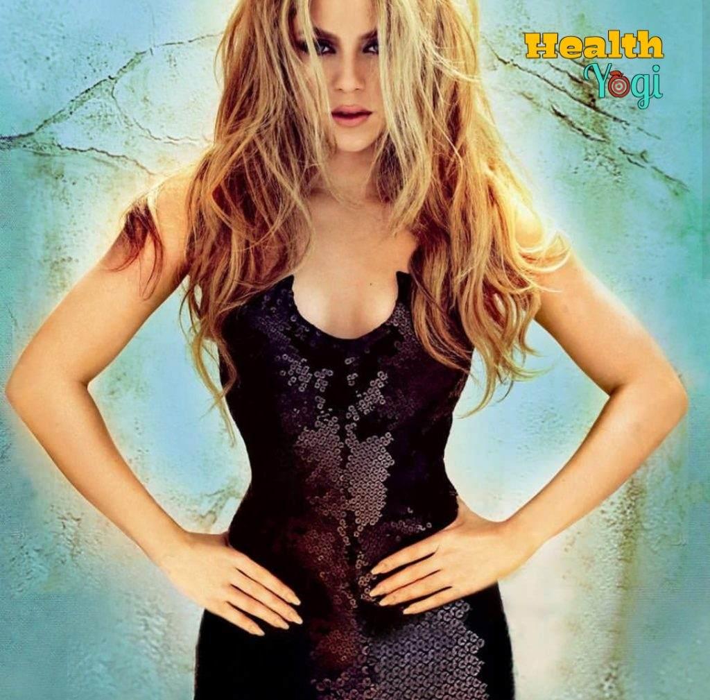 Shakira Fitness