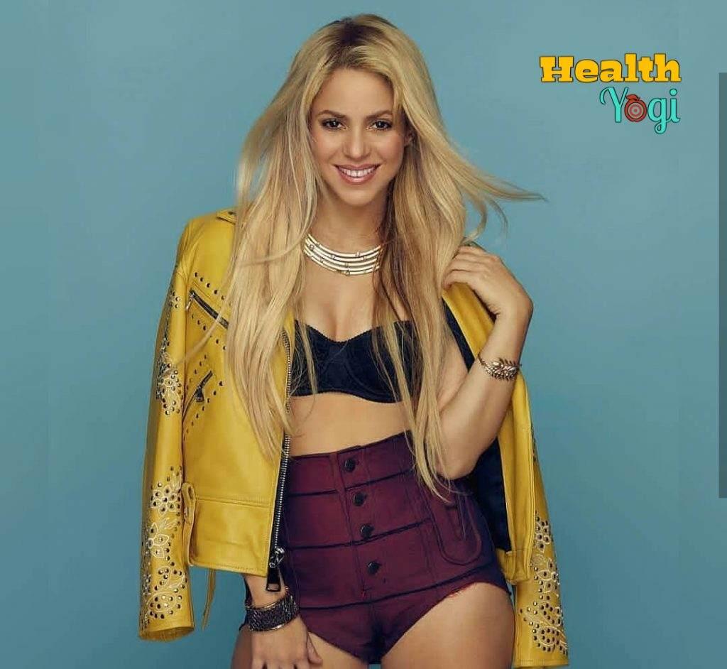 Shakira Abs