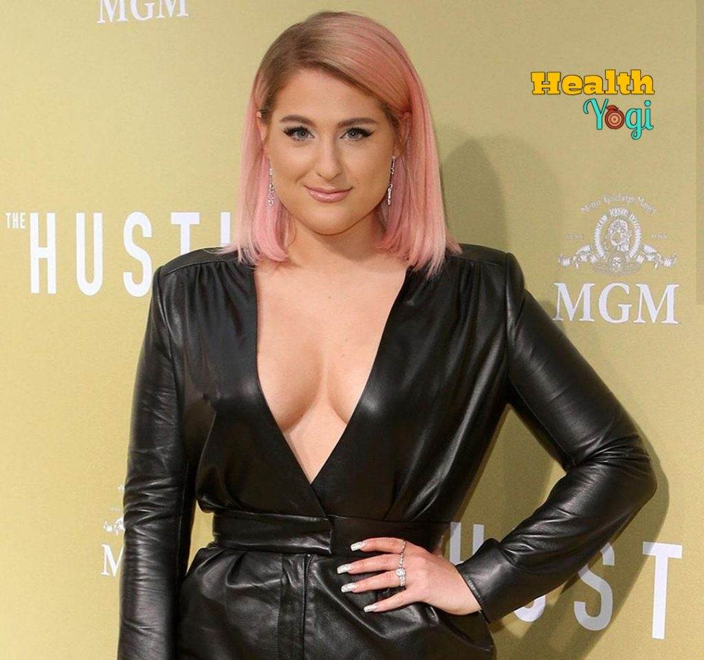 Meghan Trainor Workout Routine and Diet PlanMeghan Trainor Workout Routine and Diet Plan