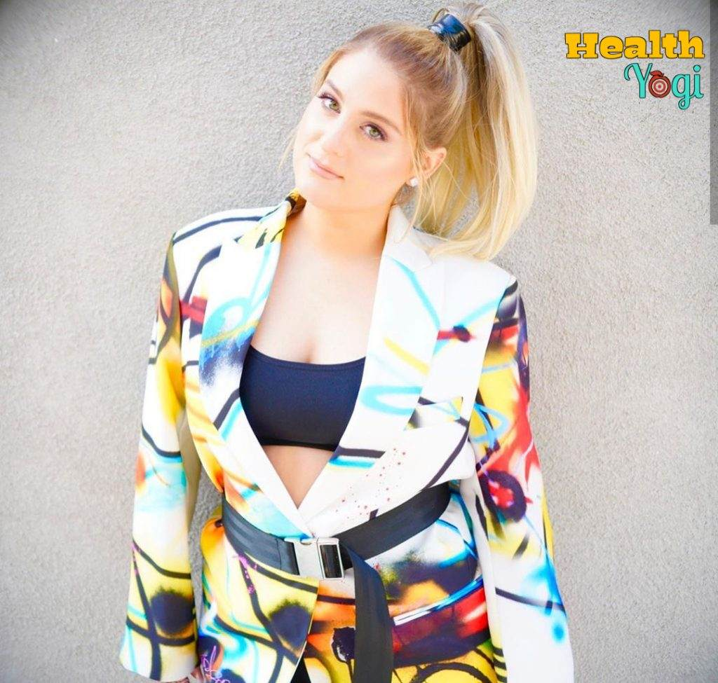 Meghan Trainor Workout Routine