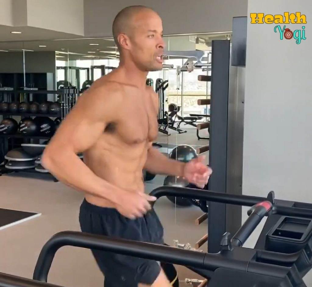 David Goggins exercise