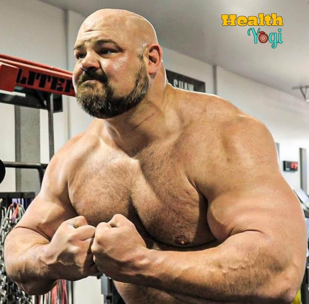 Brian Shaw Workout Routine