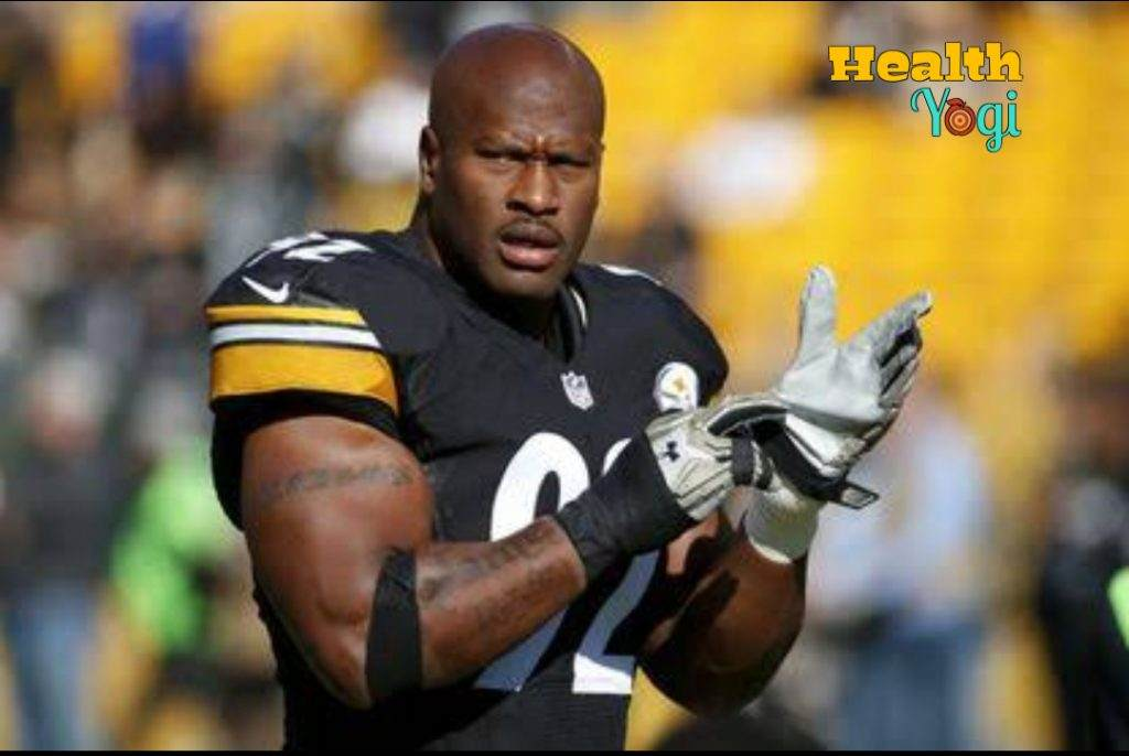 James Harrison Workout Routine and Diet Plan