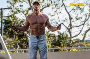Gabe Kapler Workout