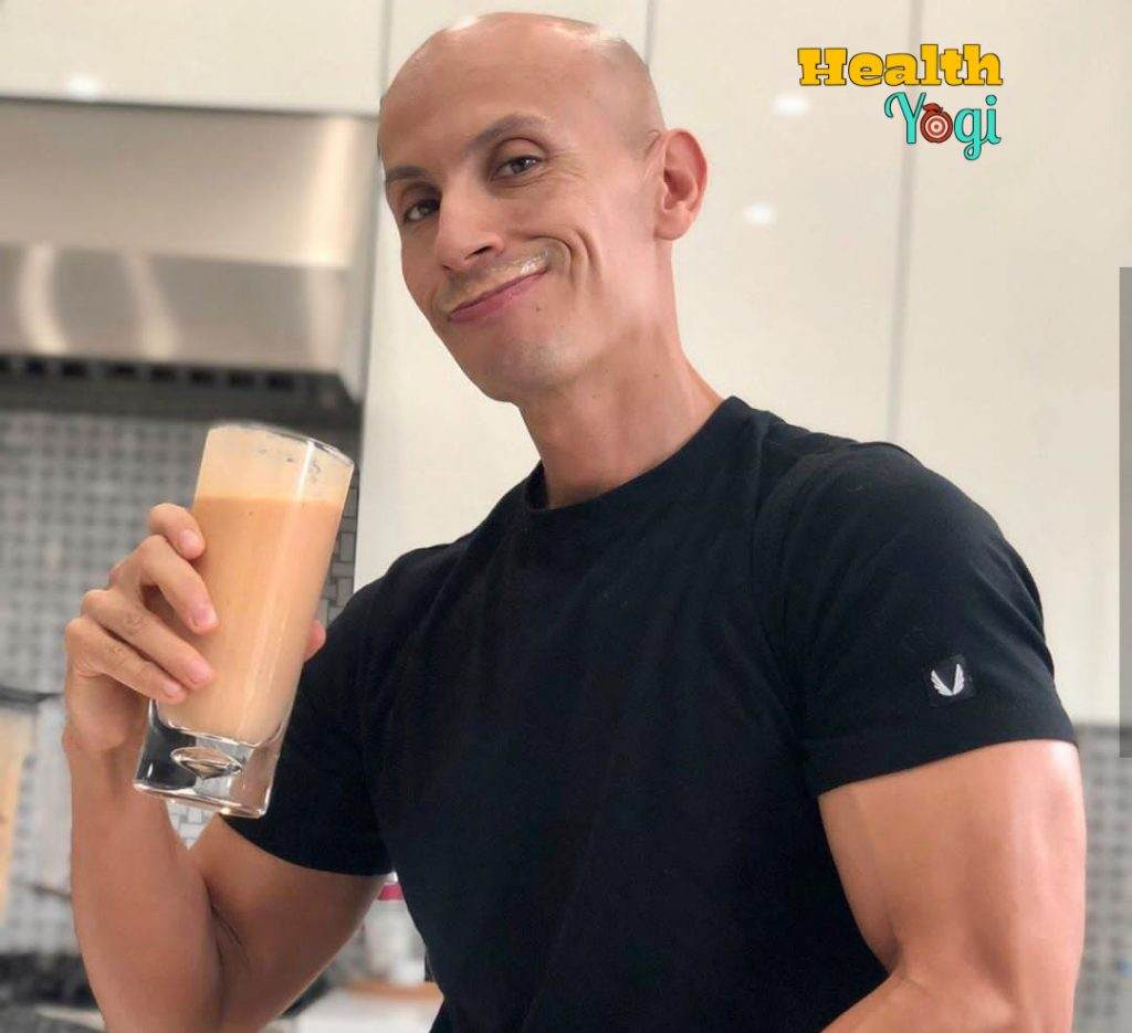Frank Medrano Diet Plan