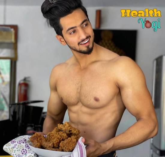 Faisal Shaikh Diet Plan