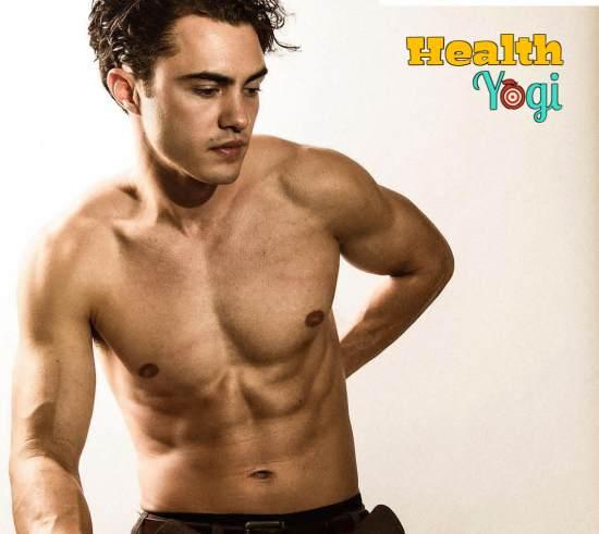 Darren Barnet Workout Routine and Diet Plan
