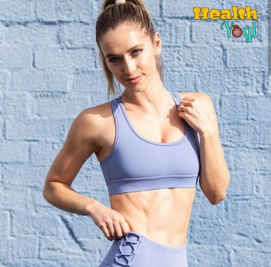Sarati Callahan Workout Routine and Diet Plan