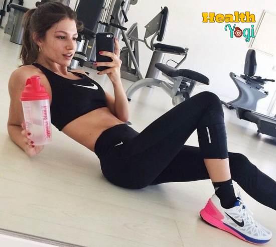 Ursula Corbero Workout Routine