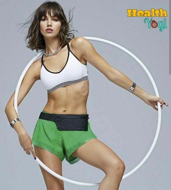 Ursula Corbero Workout Routine and Diet Plan
