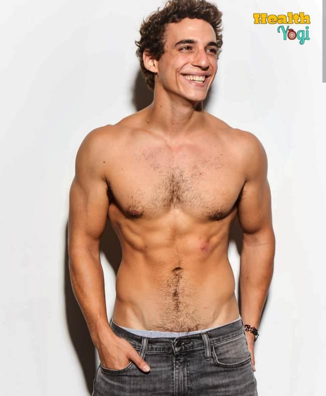 Miguel Herran Workout Routine and Diet Plan