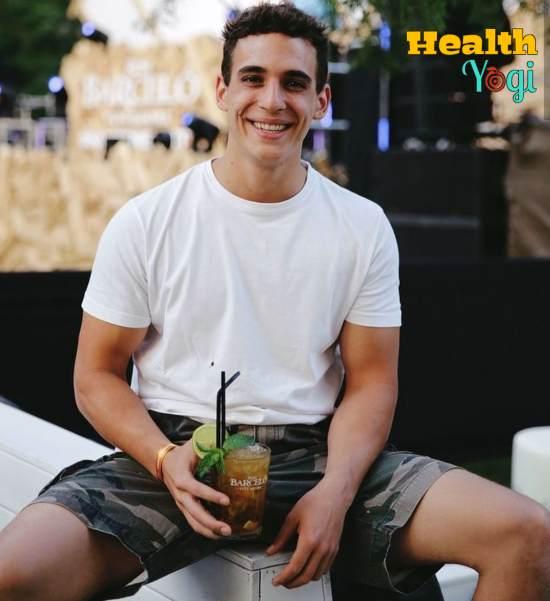 Miguel Herran Diet Plan
