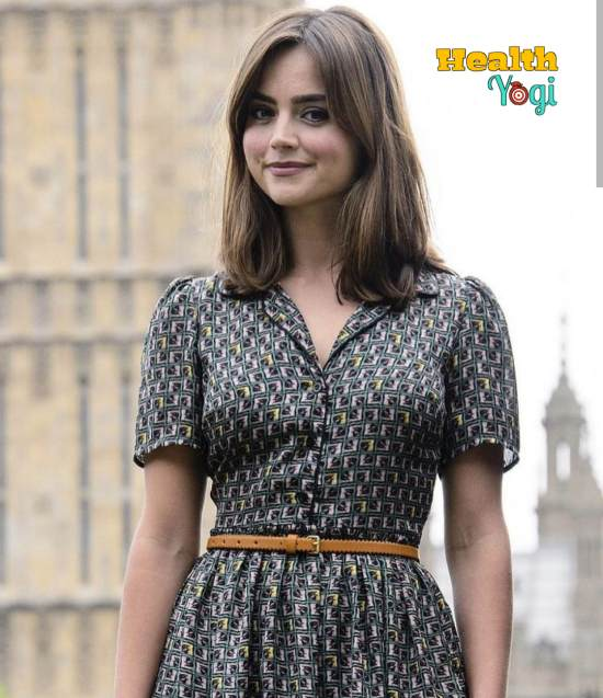 Jenna Coleman Workout Routine and Diet Plan