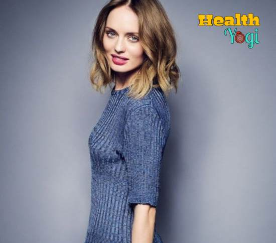 Laura Haddock Workout Routine and Diet Plan