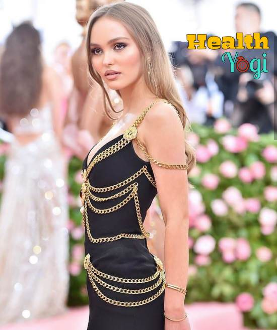 Lily-Rose Depp Workout Routine