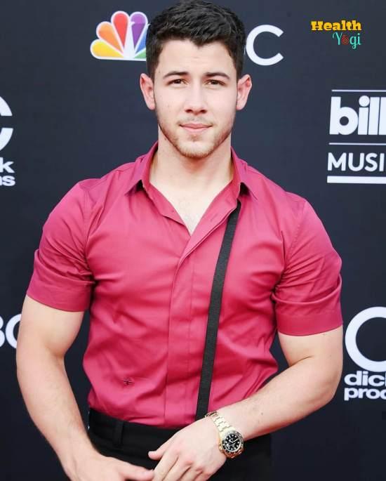 Nick Jonas Workout Routine and Diet Plan