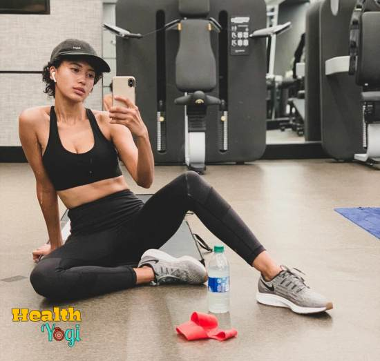 Andy Allo Workout