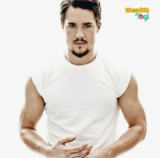 Alexander Dreymon Workout Routine and Diet Plan