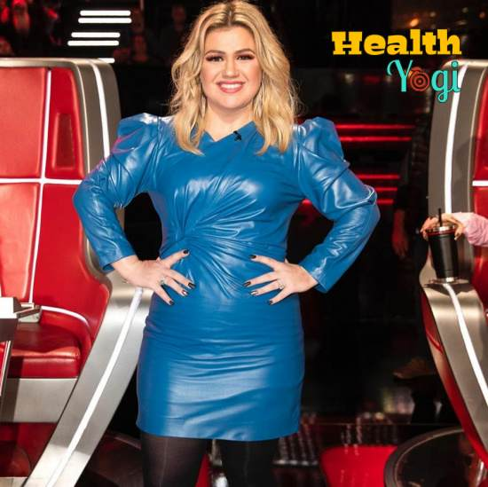 Kelly Clarkson Workout Routine and Diet Plan