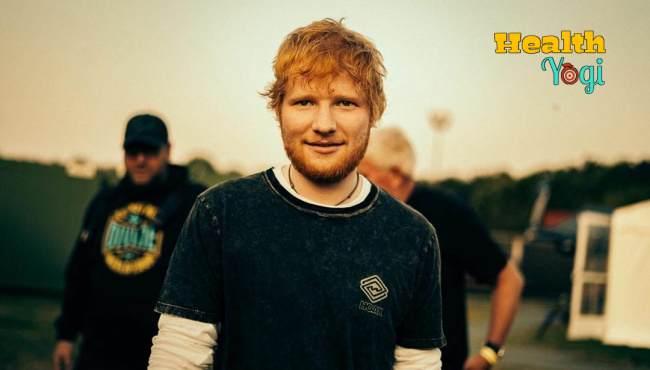 Ed Sheeran Workout Routine