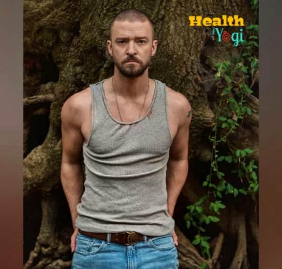 Justin Timberlake Workout Routine and Diet Plan