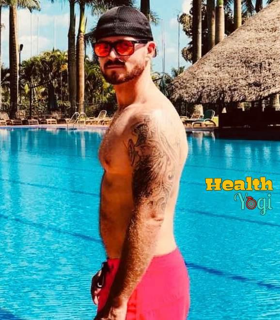 Justin Timberlake Body