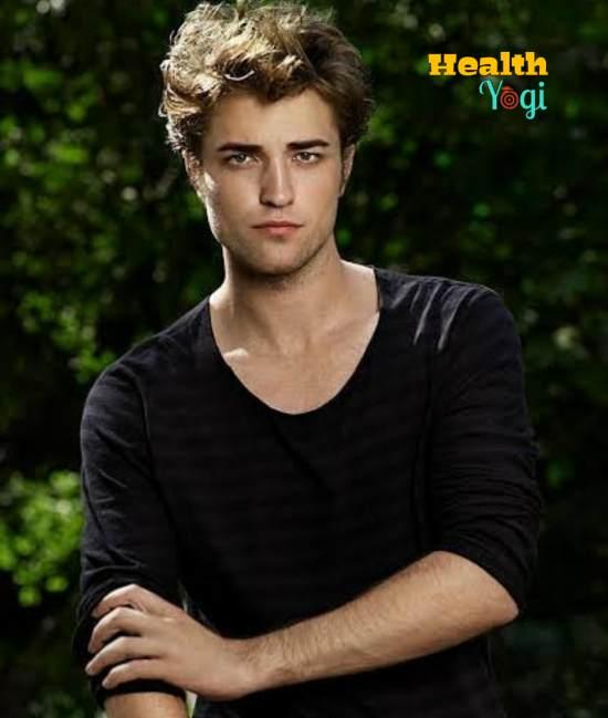 Robert Pattinson Workout Routine