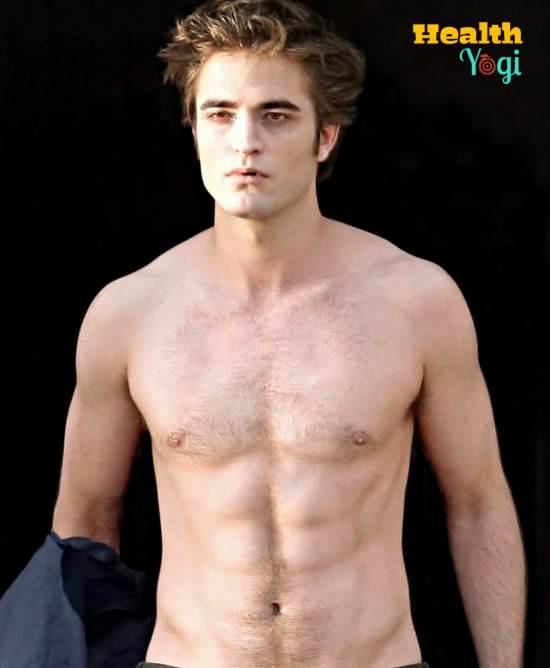 Robert Pattinson Workout Routine and Diet Plan