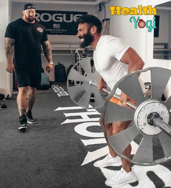 Dan Bilzerian Workout