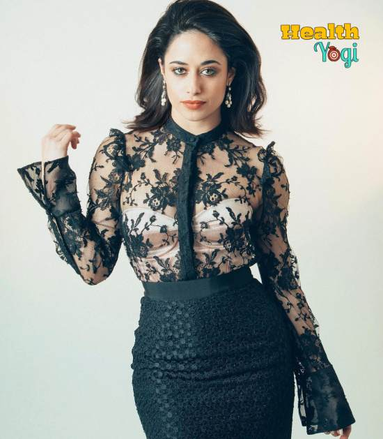 Jeanine Mason Workout Routine and Diet Plan