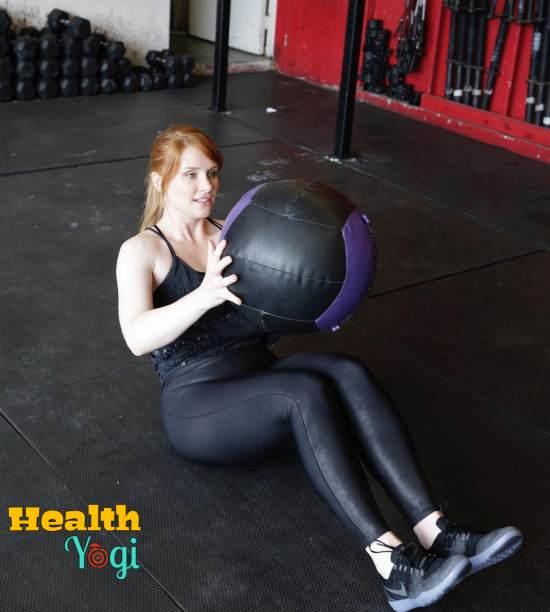 Bryce Dallas Howard Workout
