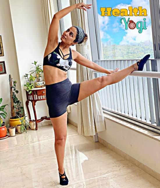 Hina Khan Workout Routine