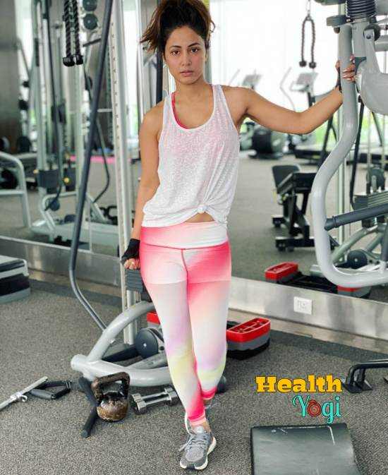 Hina Khan Full-Body Workout