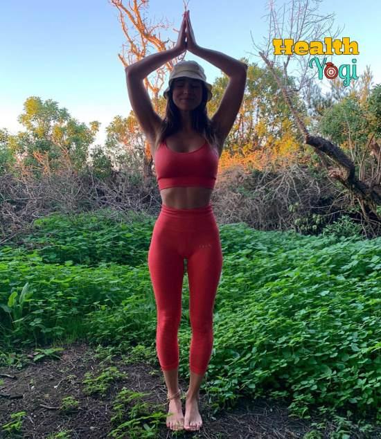 Alba Baptista Workout Routine