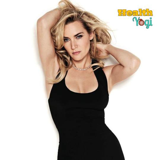 Kate Winslet Workout Routine and Diet Plan