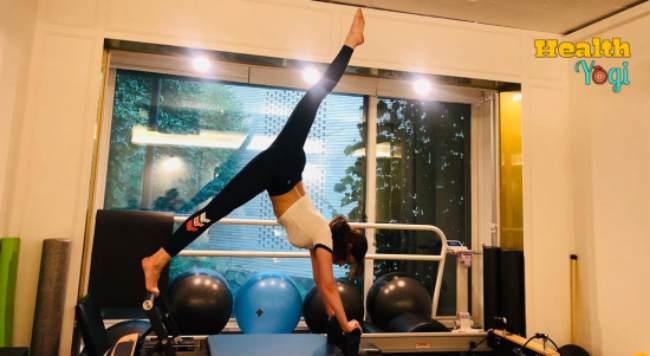 Jeon So-mi Exercise